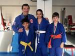 Fight Gym esordio col ju jitsu 2020