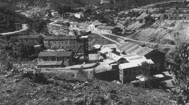 miniera fenice capanne
