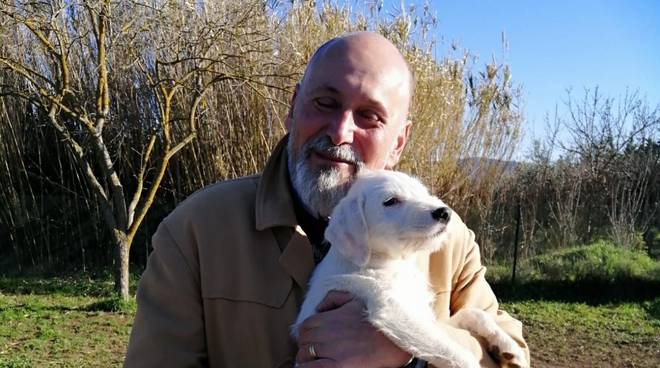 Massimo Di Giacinto - cane