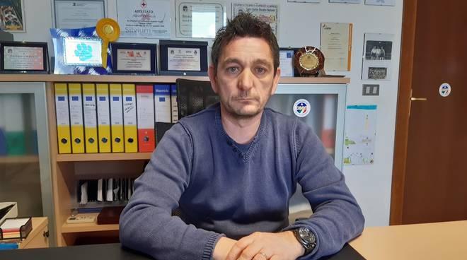 Presidente Csen 2020 Alessio Pernazza