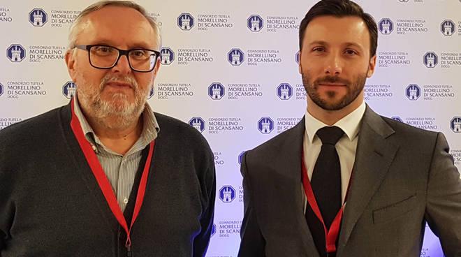 Presidente e direttore Morellino
