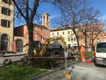 Restyling piazza della Palma