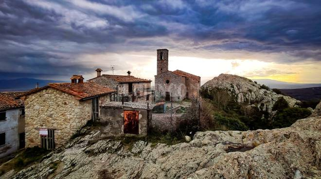 Roccatederighi foto Lorenzo Romani