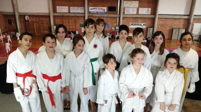 Shotokan Karate Club al campionato toscano 2020
