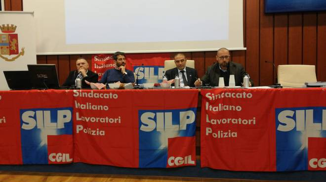 silt cgil - Claudio Delle Fave, Stefano Fabbrini Daniele De Bellis  Giacomo Lattanzi
