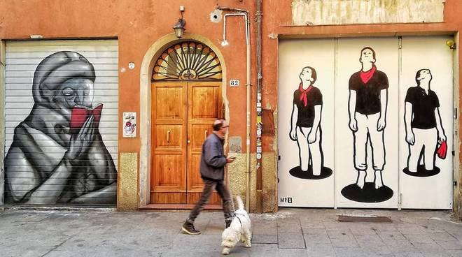 street art - serrande