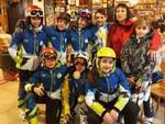 Studenti Castel del Piano sci alpino