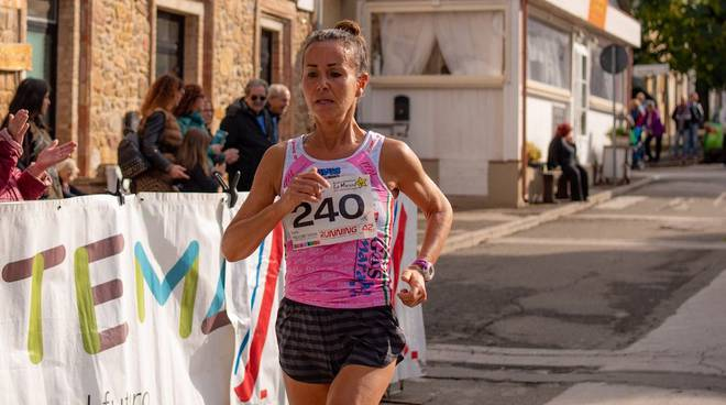 Team Marathon Bike - Micaela Brusa