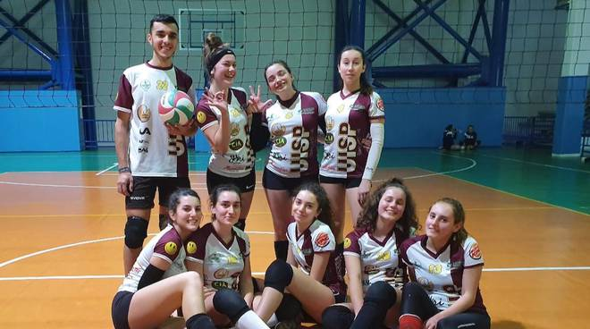 Volley mista Under 19 Uisp