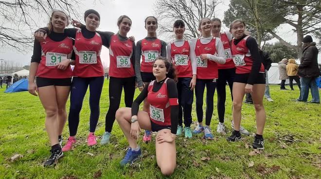 Atletica Grosseto regionali 2020