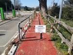 Chiusura ciclbili e controlli Parco della Maremma marzo 2020