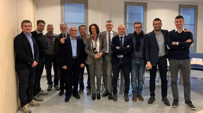 Elettromar - Simone Turini, Stefano Riva, Diego Gaggioli, Alessandro Giovannetti, e Andrea Fratoni