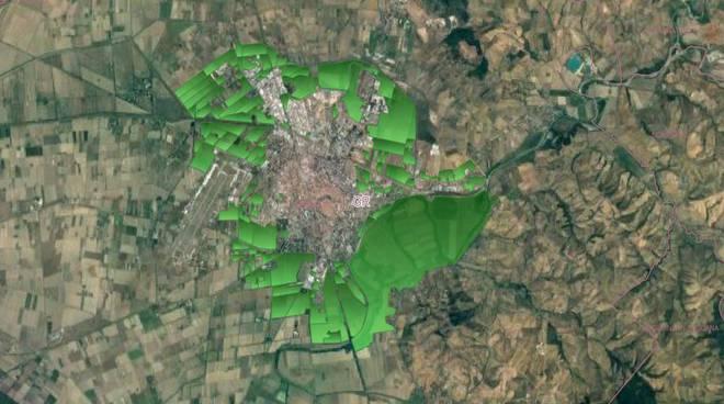 foresta urbana