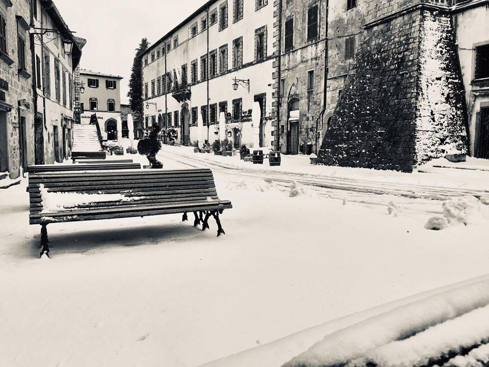 neve Amiata marzo 2020