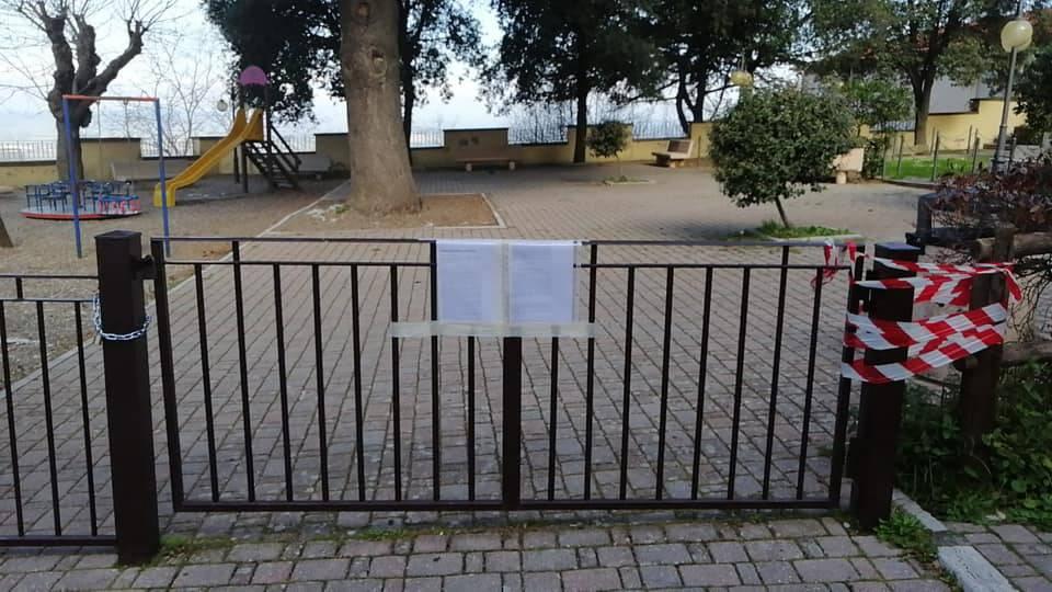 Parco pubblico di Gavorrano