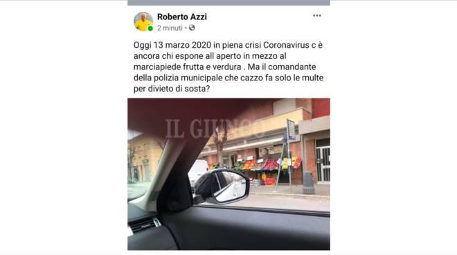 post Azzi