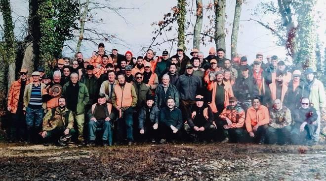 squadra caccia Solengo