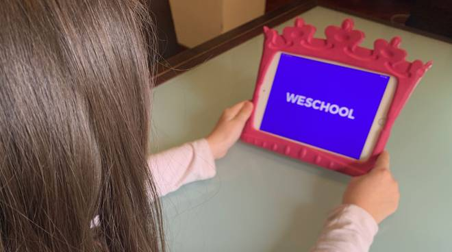 weschool didattica a distanza 2020