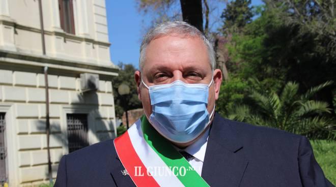 Antonfrancesco Vivarelli Colonna (mascherina)