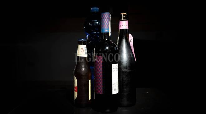 bevande - bottiglie