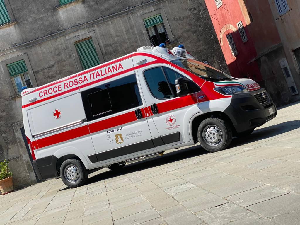 Croce rossa Roccalbegna