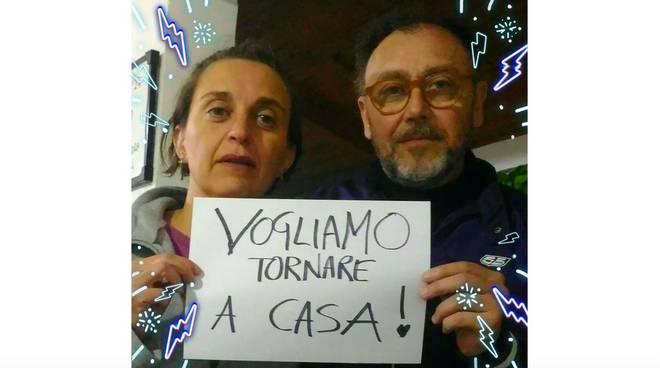 Elisabetta Solito e Hugo De Lbalzo
