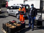 Frutta donata Maestrini