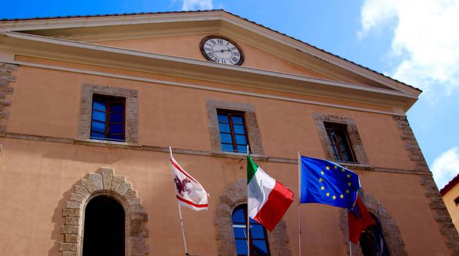 Municipio Grosseto 2020