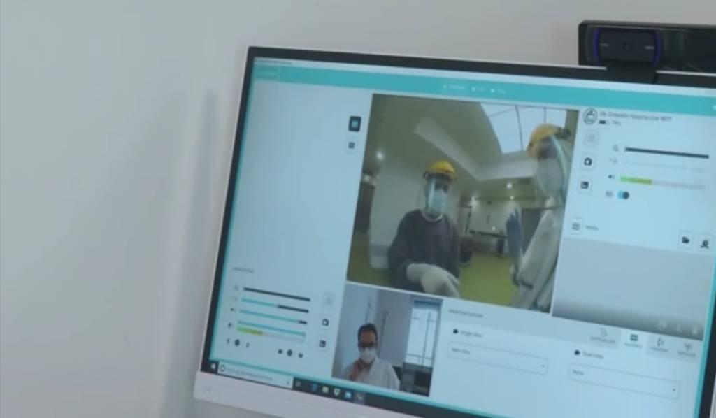 Nuove tecnologie Asl per aree ospedaliere Covid
