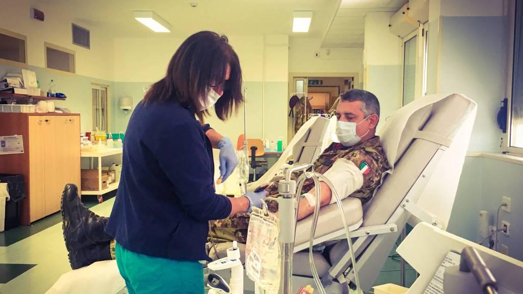 Savoia donazione sangue