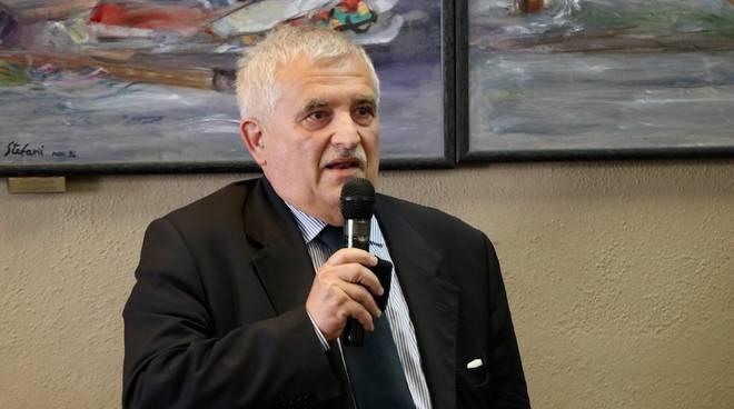 Stefano Osti presidente Circolo Pattinatori