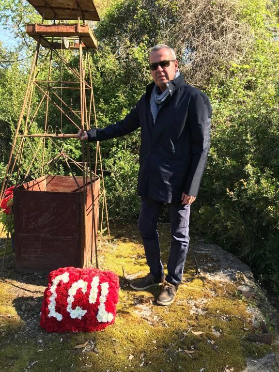 Cgil 66esimo anniversario della strage di Ribolla