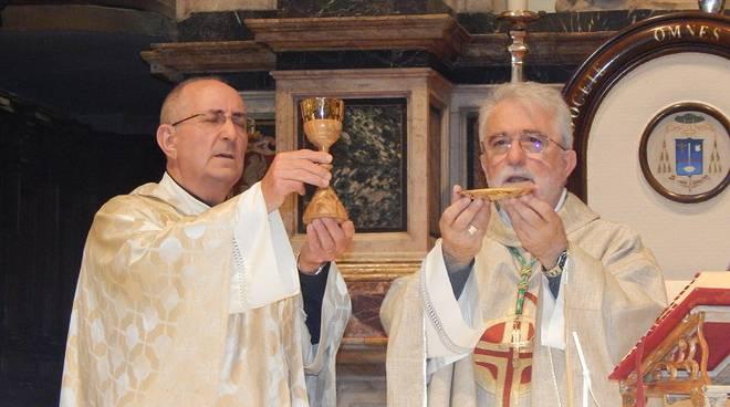 Don Enzo Mantiloni (50 anni di sacerdozio)