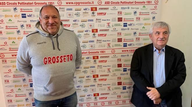 Federico Paghi nuovo tecnico Cp 2020-21