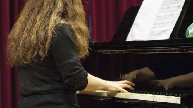 istituto musicale comunale Giannetti pianoforte