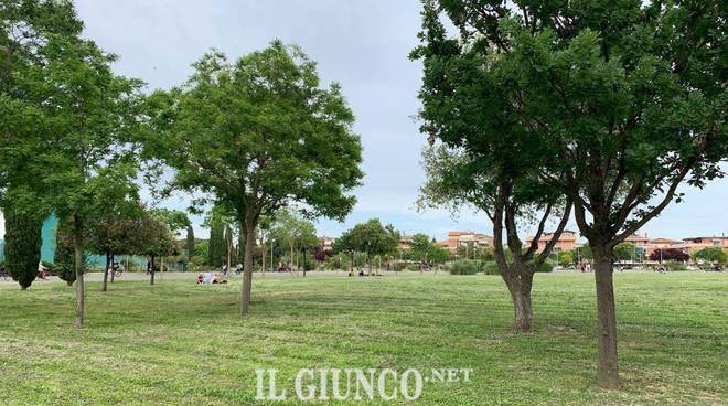 Parco via Giotto mascherine 2020