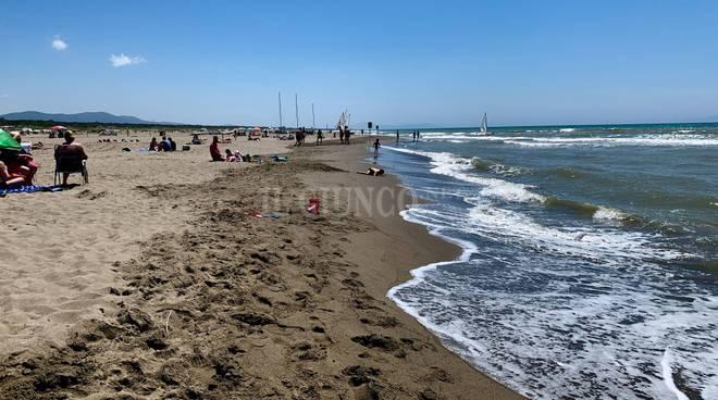 Spiaggia libera 2020 (marina)