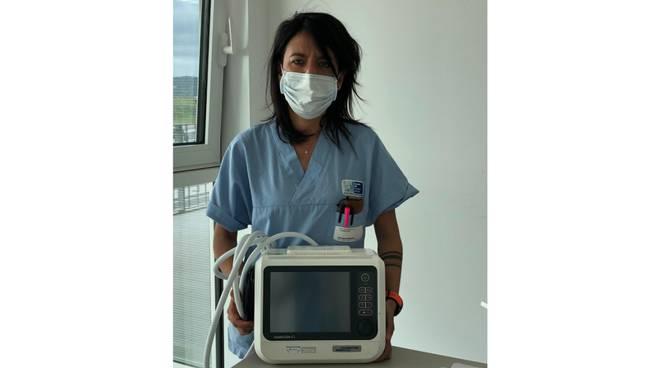 ventilatore polmonare - misericordia