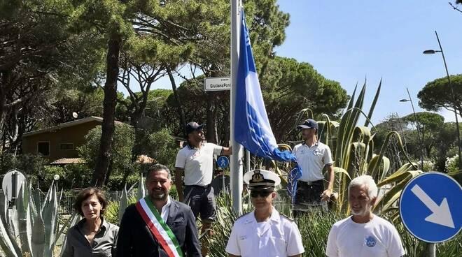 Bandiera blu Marina e Principina 2020