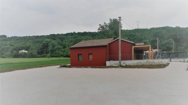 casa cantoniera di Frassine