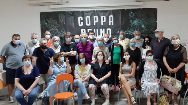 Coppa Passalacqua staff