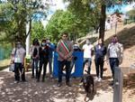 inaugurazione area sgambamento cani