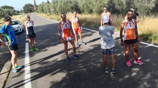 Marathon Bike scalata Peruzzo