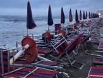 mareggiata Follonica 4 giugno 2020