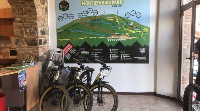 montieri bike park