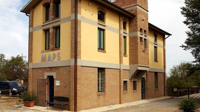 "museo  ""Portus Scabris"" (Maps)"