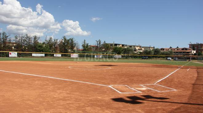 Campo Scarpelli baseball softball