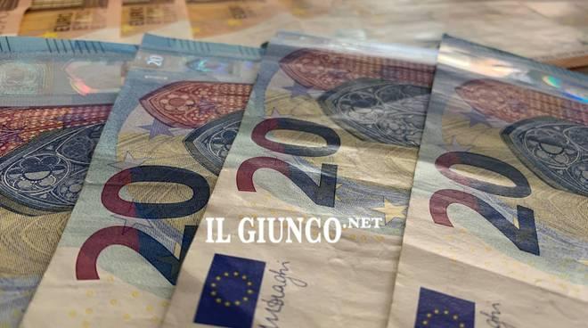soldi banconote euro 2020