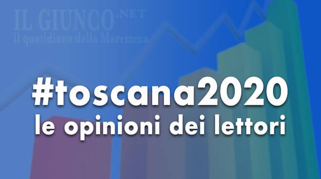 Sondaggio #Toscana2020