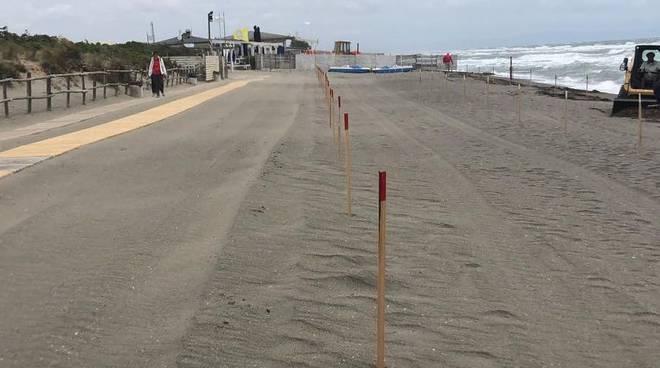spiaggia capalbio covid